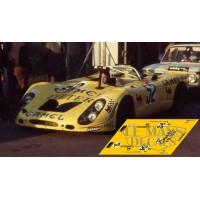 Porsche 908/2 - Le Mans 1973 nº52