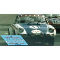 Porsche 911S - Le Mans 1971 nº33