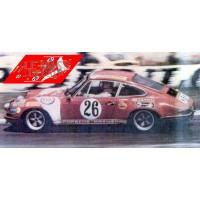 Porsche 911S - Le Mans 1971 nº26