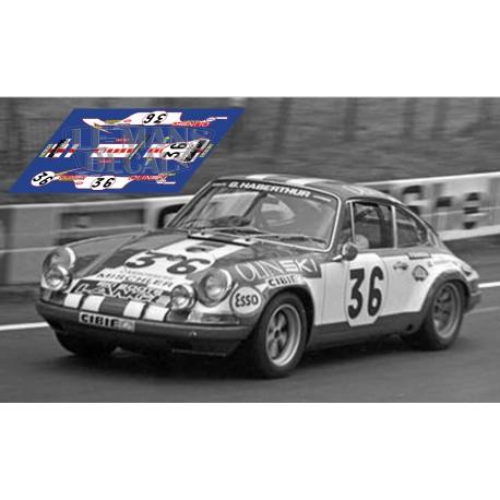 Porsche 911S - Le Mans 1971 nº36