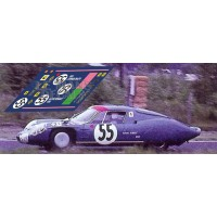 Alpine M64 - Le Mans 1967 nº55