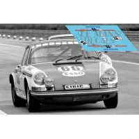 Porsche 911S - Le Mans 1971 nº66