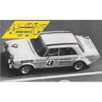 Mercedes Benz 300 SEL - Le Mans Test 1972 nº48