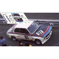 BMW 2002 Ti - Le Mans 1975 nº91