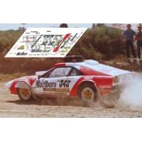 Ferrari 308 GTB - Baja Montesblancos 1985 nº343