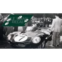 Jaguar D Type - Le Mans 1955 nº7
