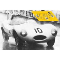 Jaguar D Type - Le Mans 1955 nº10