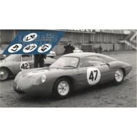 Alpine M63 - Le Mans 1963 nº47