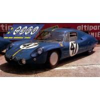 Alpine M64 - Le Mans 1964 nº47