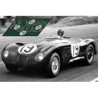 Jaguar C Type - Le Mans 1953 nº19