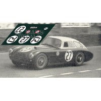 Aston Martin DB3 - Le Mans 1952 nº27