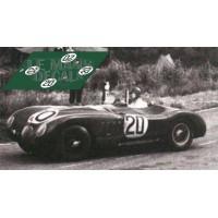 Jaguar C Type - Le Mans 1951 nº20