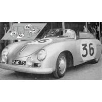 Porsche 356A - Le Mans 1957 nº36