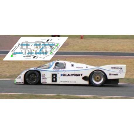 Porsche 962C - Le Mans 1990 nº7