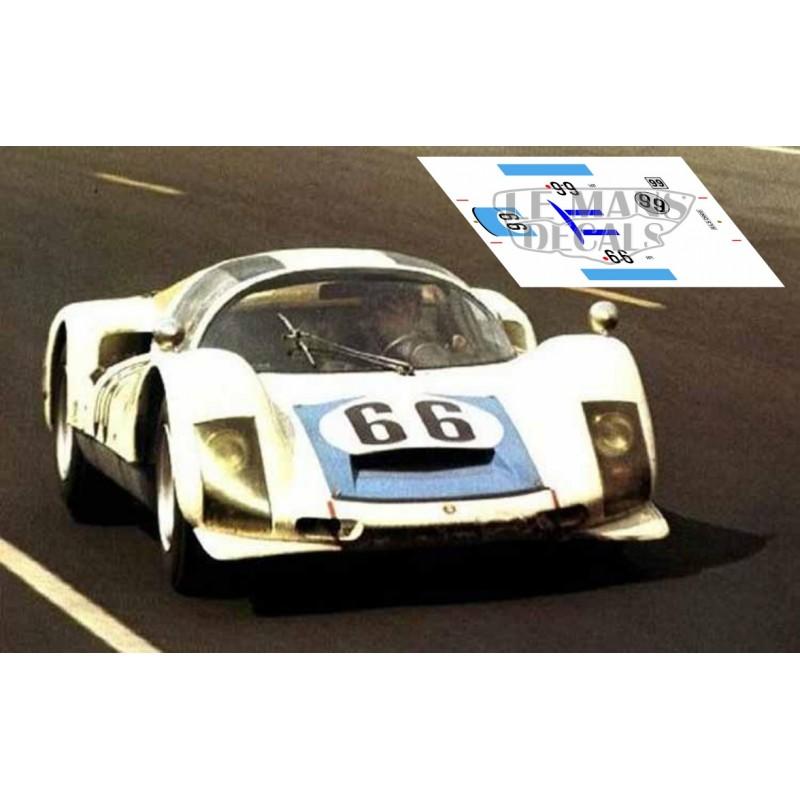 Porsche Le Mans N on 1990 Dodge Parts Catalog