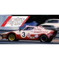 Lancia Stratos - Le Mans 1976 nº3