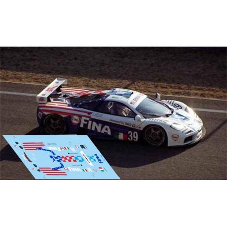 McLaren F1 GTR - Le Mans 1996 nº39