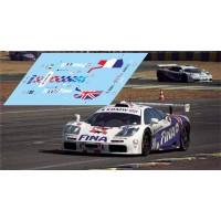 McLaren F1 GTR - Le Mans 1996 nº38