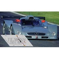 Mercedes CLR - Le Mans 1999 #4