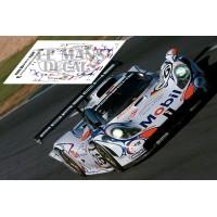 Porsche 911 GT1 '98 - Petit Le Mans 1998 nº26