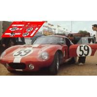 AC Cobra Daytona - Le Mans 1965 nº6