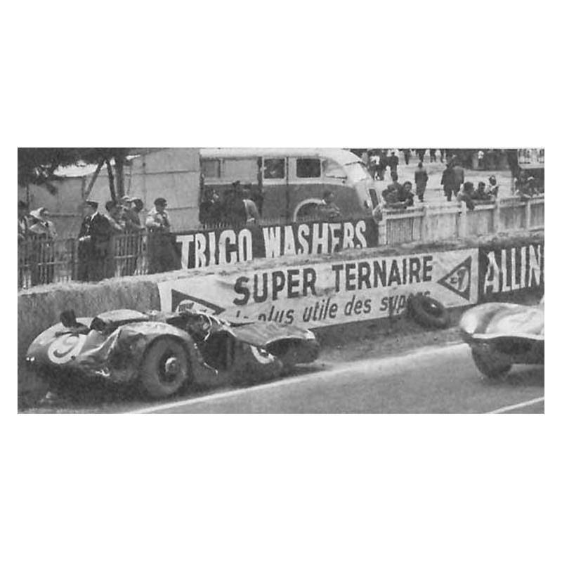 Aston Martin Db3s Le Mans 1956 N9 Lemansdecals