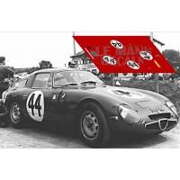 Alfa Romeo TZ1 - Le Mans 1965 nº44