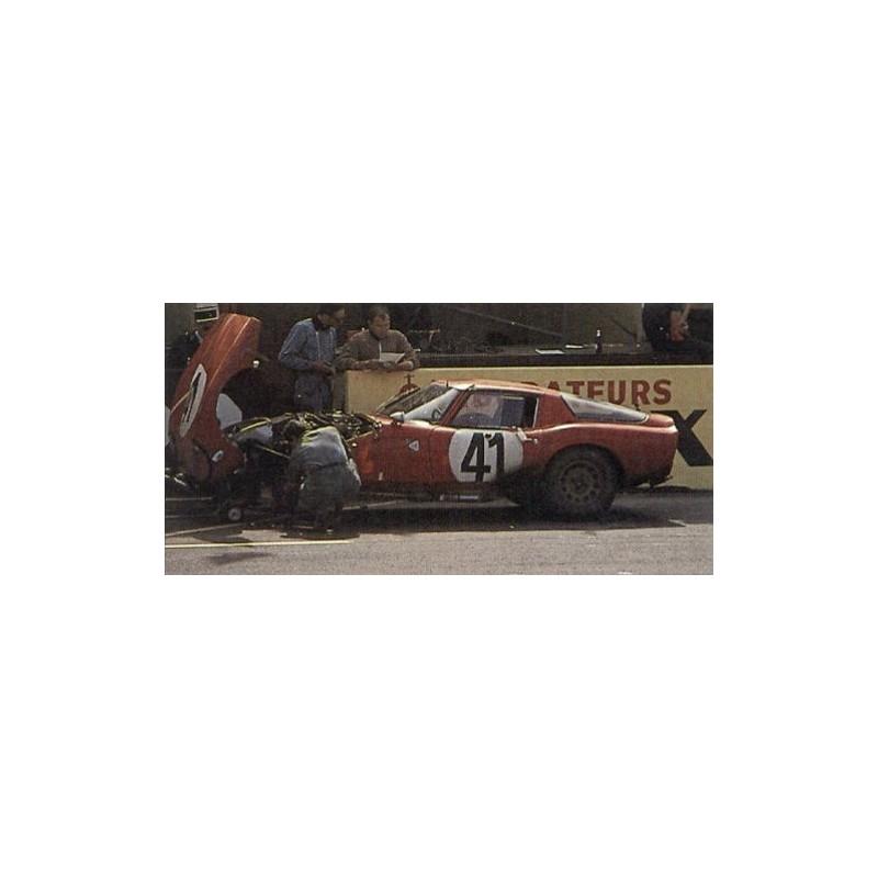 Le Mans 1965 Nº41
