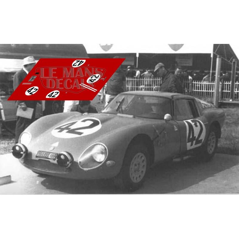 Le Mans 1965 Nº42