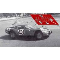 Alfa Romeo TZ2 - Le Mans 1965 nº43