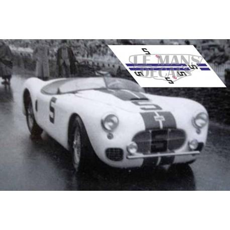 Cunningham C2 R - Le Mans 1951 nº5