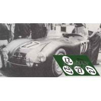 Aston Martin DB3S - Le Mans 1953 nº27