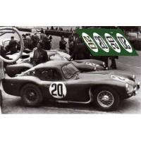 Aston Martin DB3S Coupe - Le Mans 1954 nº20