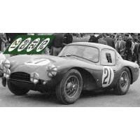Aston Martin DB3S Coupe - Le Mans 1954 nº21