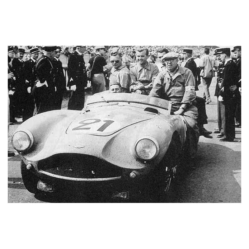 Aston Martin Db3s Le Mans 1957 N21 Lemansdecals