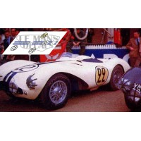 Aston Martin DB3S - Le Mans 1954 nº22