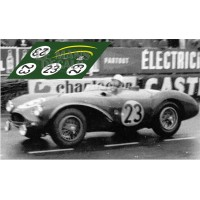 Aston Martin DB3S - Le Mans 1955 nº23