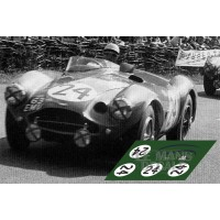 Aston Martin DB3S - Le Mans 1955 nº24