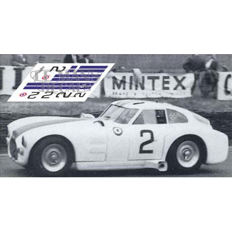 Cunningham C4 RK - Le Mans 1952 nº2