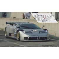 Bugatti EB 110 SS - Le Mans Test 1996 nº62