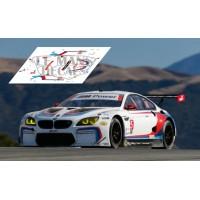BMW M6 GTLM - Laguna Seca 2017 nº25
