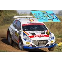 Peugeot 208 R5 - Rally Cataluña Costa Brava 2015 nº79 B