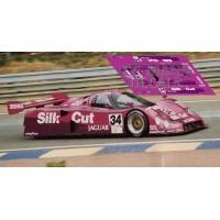 Jaguar XJR-12  - Le Mans 1991 nº34