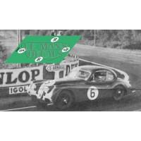 Jaguar XK140 - Le Mans 1956 nº6