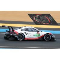 Porsche 911 RSR - Le Mans 2018 nº93