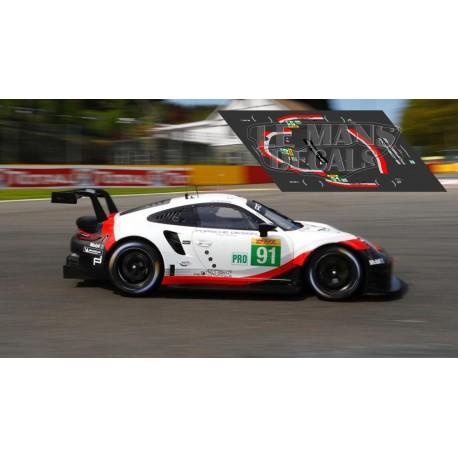 Porsche 911 RSR - WEC 2018 nº91