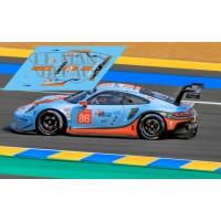 Porsche 911 RSR - Le Mans 2018 nº86