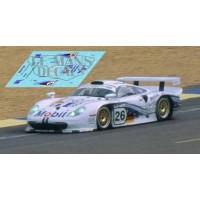Porsche 911 GT1 EVO - Le Mans 1997 nº26