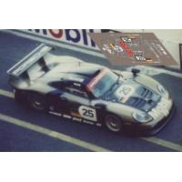 Porsche 911 GT1 EVO - Le Mans Test 1997 nº25