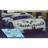Porsche 911 GT1 EVO - Le Mans Test 1997 nº26